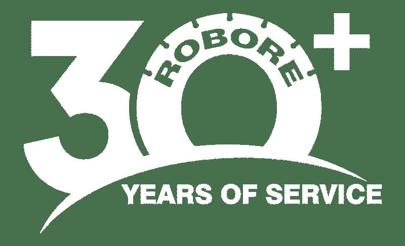 Reviews.io logo for Robore customer reviews